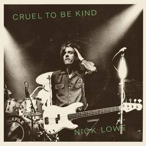 "Nick Lowe with Wilco - Cruel to Be Kind (7"")"