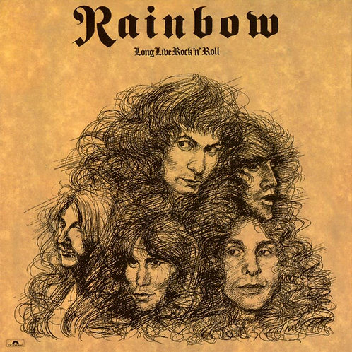 Rainbow ‎– Long Live Rock N Roll