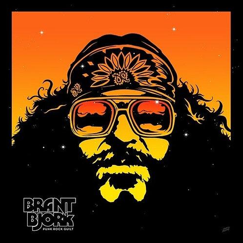 Brant Bjork - Punk Rock Guilt (orange splatter vinyl)