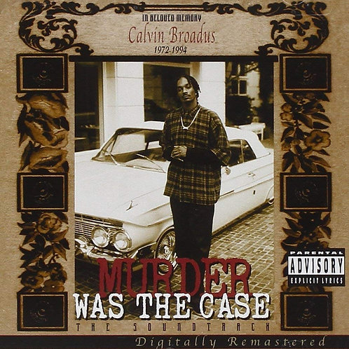 Various  Murder Was The Case (The Soundtrack)