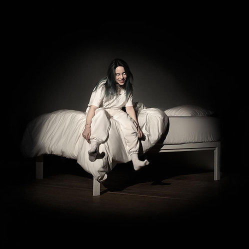 Billie Eilish ‎– When We All Fall Asleep, Where Do We Go (Colored Vinyl)