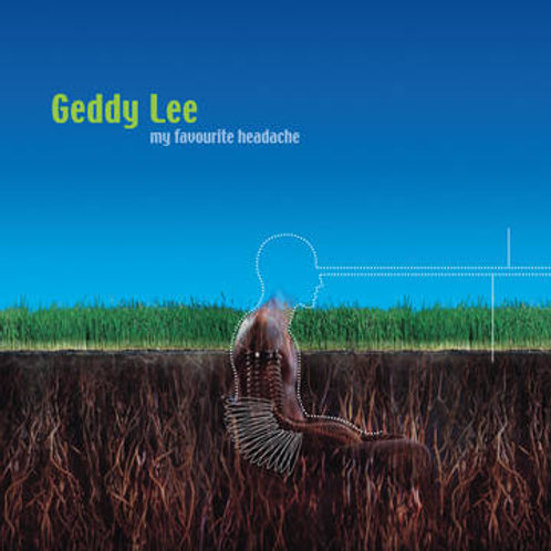 GEDDY LEE - My Favourite Heachache