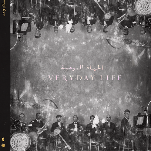 Coldplay ‎– Everyday Life
