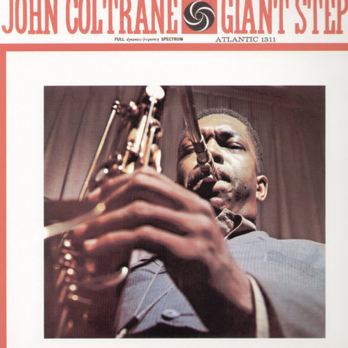 John Coltrane - Giant Steps [Import]