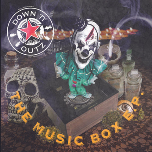 Down N Outz - The Music Box EP