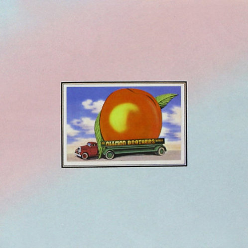 The Allman Brothers Band -Eat A Peach