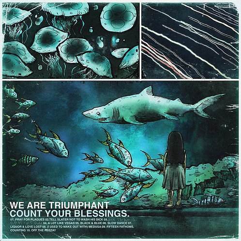 Bring Me The Horizon ‎ Count Your Blessings
