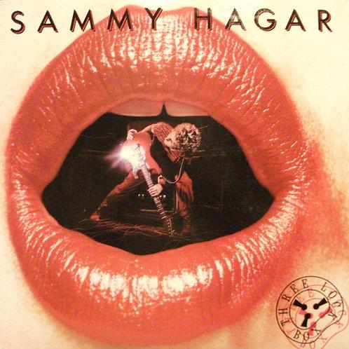 Sammy Hagar – Three Lock Box