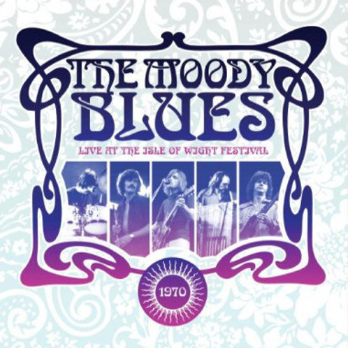 The Moody Blues – Live At The Isle Of Wight Festival