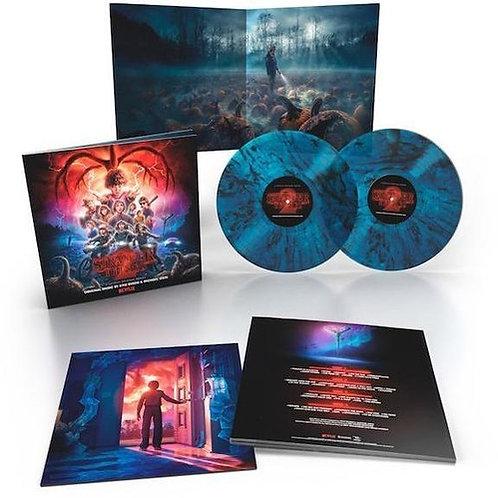 Stranger Things - Season Two (Interdimensional  Blue Vinyl)