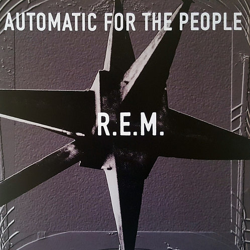 REM ‎– Automatic For The People 25th Aniversary