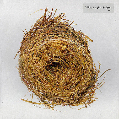 Wilco ‎– A Ghost Is Born