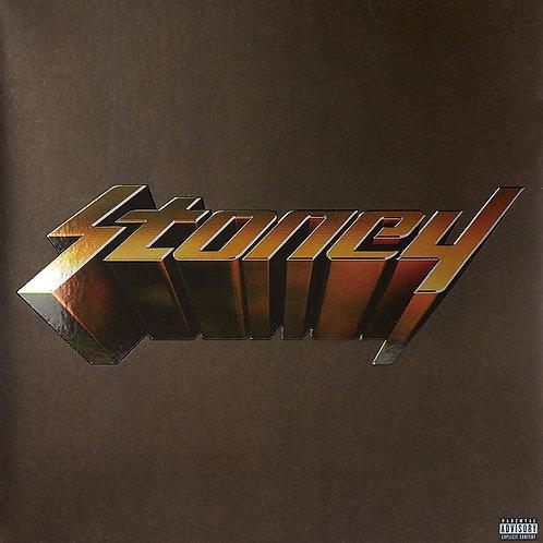 Post Malone Stoney (Orange Vinyl)