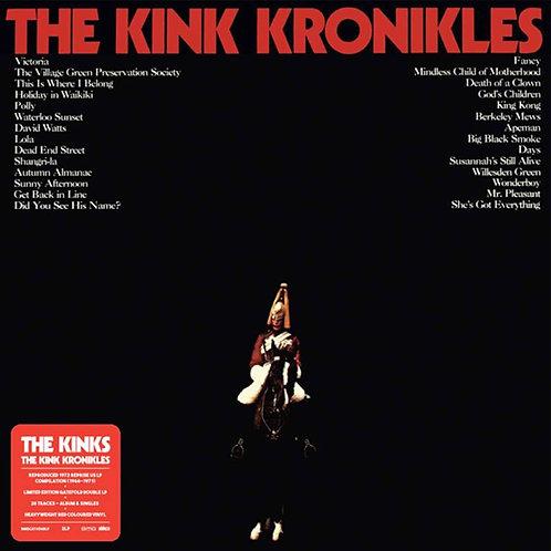 The Kinks - The Kink Kronikles