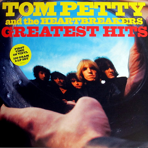 Tom Petty And The Heartbreakers ‎– Greatest Hits