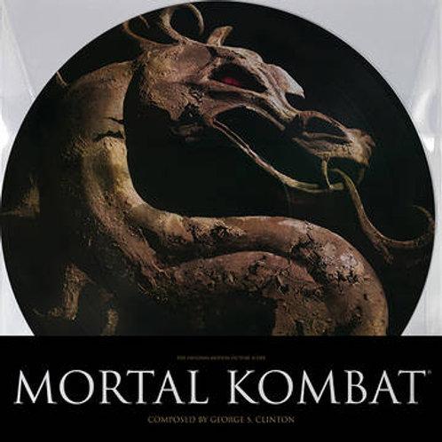 George S. Clinton - Mortal Kombat (Original Motion Picture Score)