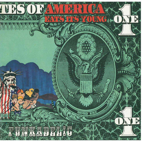 Funkadelic - America Eats Its Young (Red/Green Vinyl)