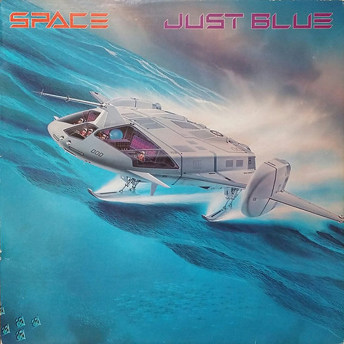 Space ‎– Just Blue