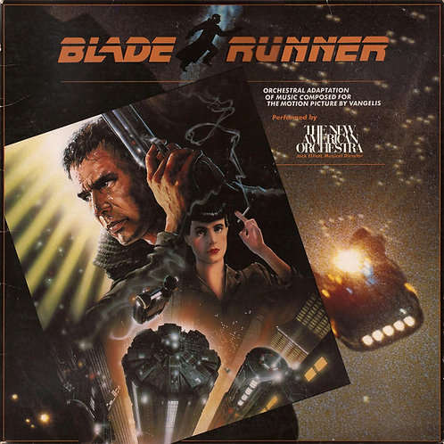 The New American Orchestra – Blade Runner