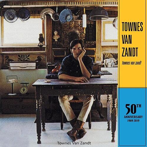 Townes Van Zandt - 50th Anniversary