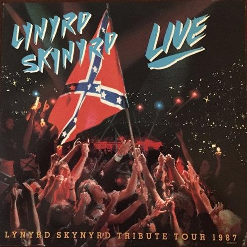 Lynyrd Skynyrd – Southern By The Grace Of God: Lynyrd Skynyrd Tribute Tour 1987
