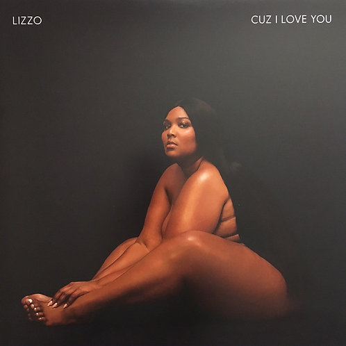 Lizzo ‎– Cuz I Love You