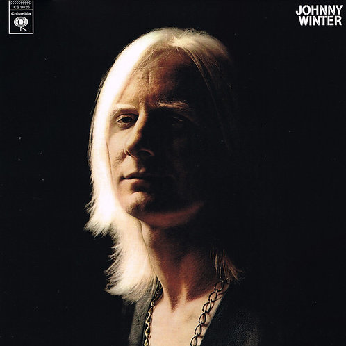 Johnny Winter ‎– Johnny Winter