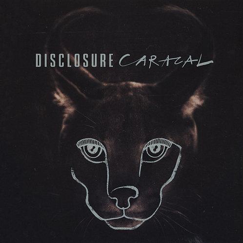 Disclosure (3)  Caracal