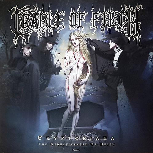 Cradle Of Filth  - Cryptoriana  The Seductiveness Of Decay