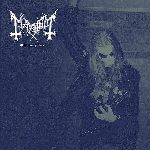 Mayhem – Out From The Dark