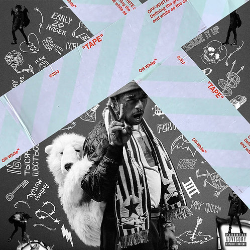 Lil Uzi Vert Luv Is Rage 2 (Urban Outfitters Exclusive Red Vinyl)
