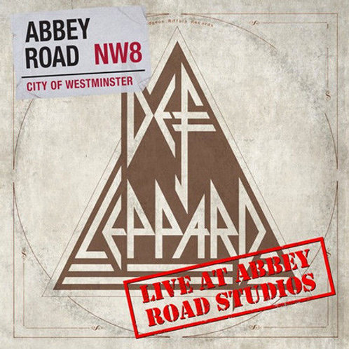 Def Leppard  Live At Abbey Road Studios