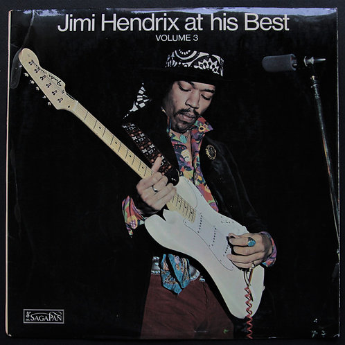 Jimi Hendrix – Jimi Hendrix At His Best Volume 3