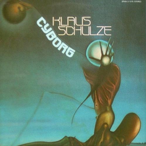More Images  Klaus Schulze – Cyborg