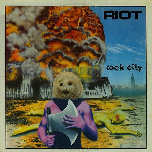 Riot – Rock City