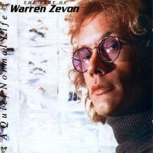Warren Zevon – A Quiet Normal Life: The Best Of Warren Zevon