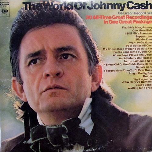 Johnny Cash – The World Of Johnny Cash