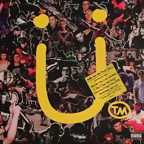 Jack Ü Skrillex And Diplo Present Jack Ü (Yellow Vinyl)