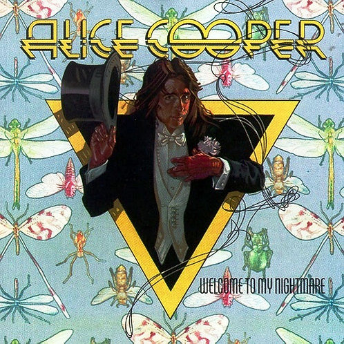 Alice Cooper  – Welcome To My Nightmare