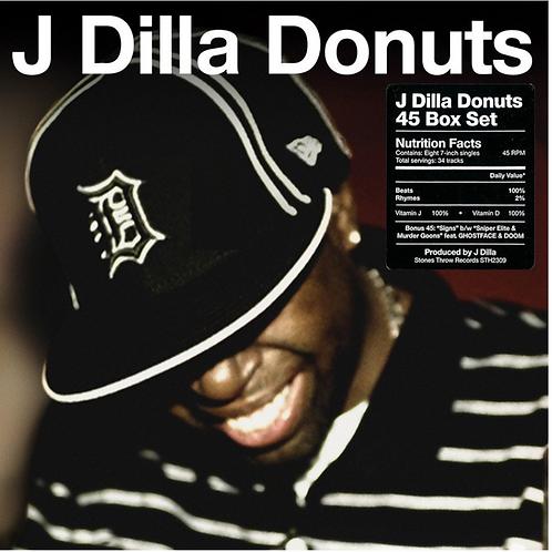 J Dilla – Donuts