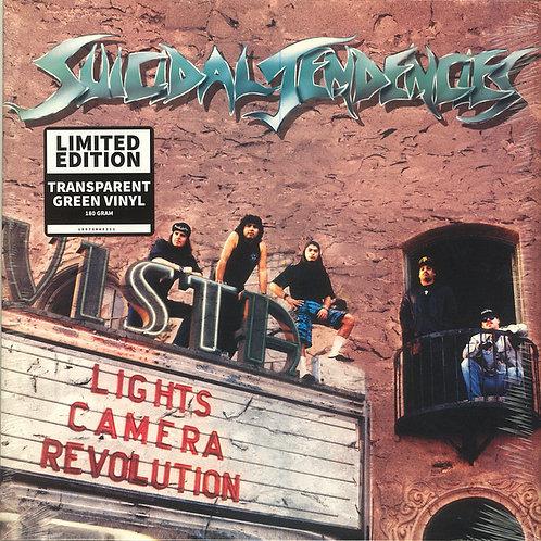 Suicidal Tendencies – Lights Camera Revolution