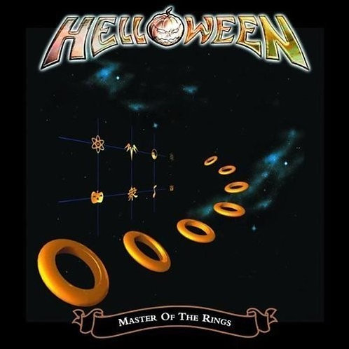 Helloween - Master of the Rings [Import]