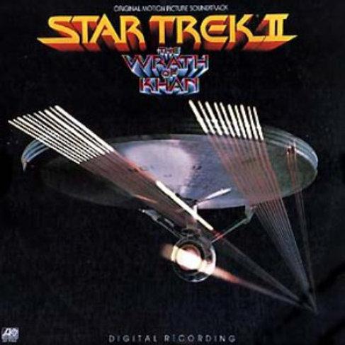 James Horner – Star Trek II: The Wrath Of Khan