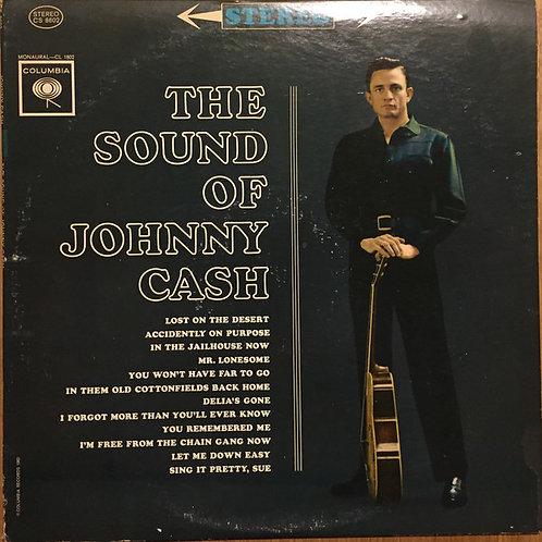 Johnny Cash – The Sound Of Johnny Cash