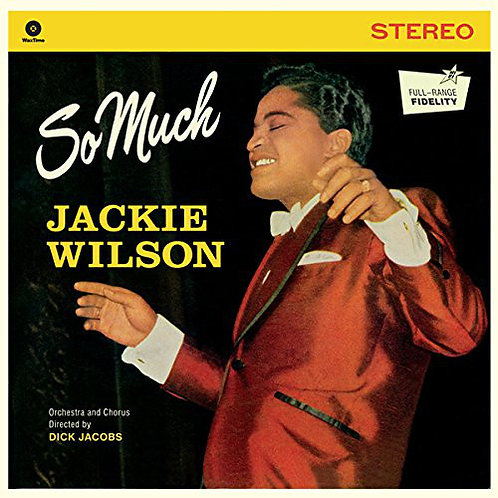 Jackie Wilson ‎– So Much