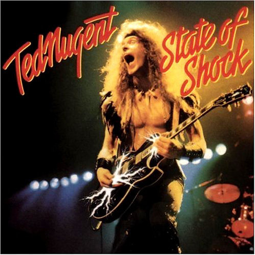 Ted Nugent ‎– State Of Shock