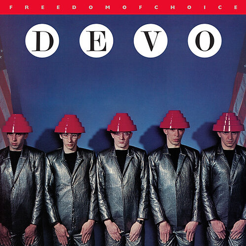 Devo - Freedom of Choice (white vinyl)