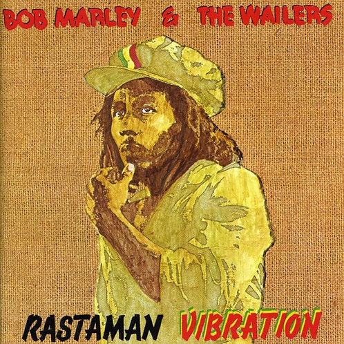 Bob Marley & The Wailers - Rastaman Vibrations