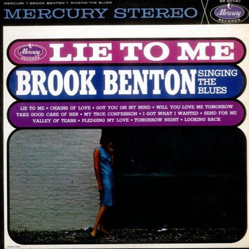 Brook Benton – Singing The Blues
