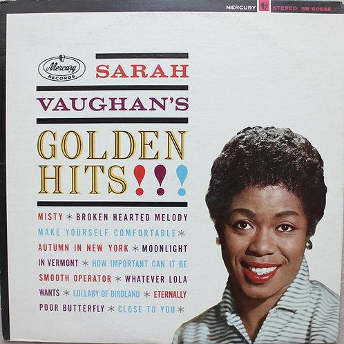 Sarah Vaughan – Sarah Vaughan's Golden Hits